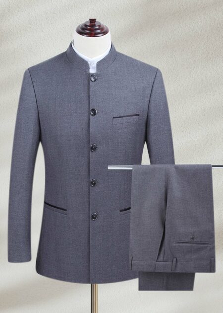 Men's Grey Prince Suit