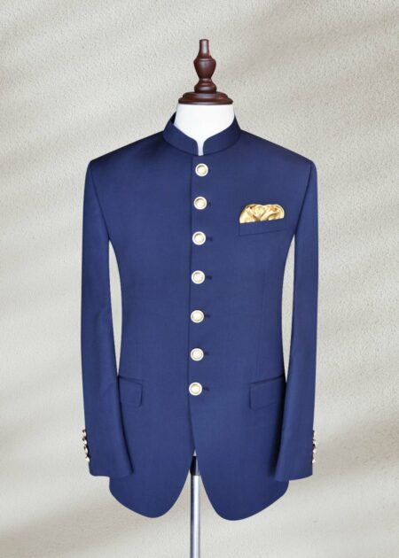 Royal Blue Prince Suit