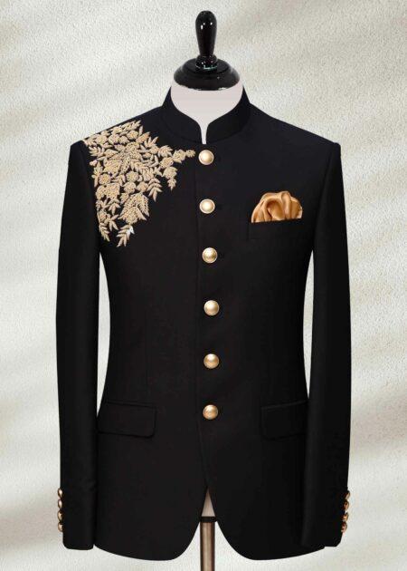 Royal Kings Black Prince Suit