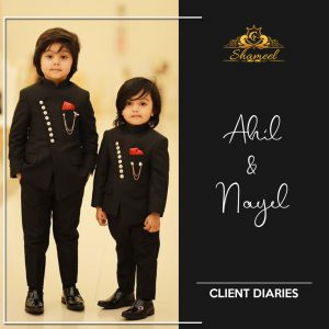 ahil and Nayel